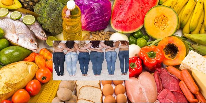 Diet Plan For Obese Female