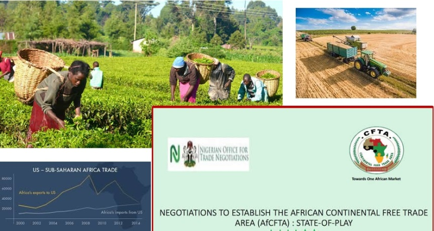 nigera trade agreement and agric